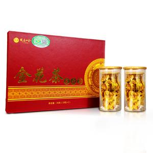 金花茶花朵茶36g礼盒装