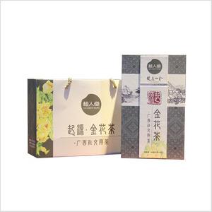 起源金花茶红茶