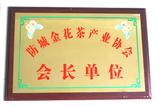防城金花茶行业协会会长单位—桂人堂集团
